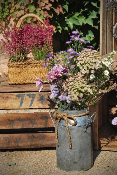 Detalle de flores